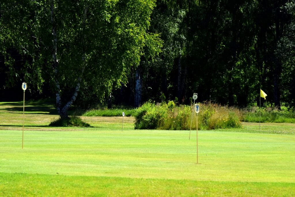 Kamień Country Golf Club Pole golfowe